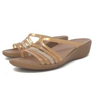 Women's Crocs Wedge Sandals Size 8 | Crocs